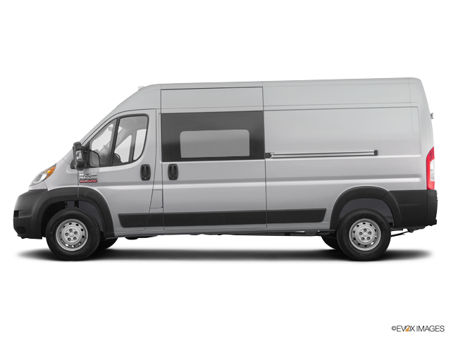 2019 Ram ProMaster Cargo Van High Roof