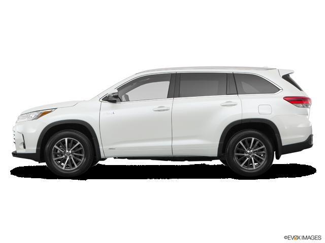 New 2019 Toyota Highlander Hybrid in Spartanburg, SC