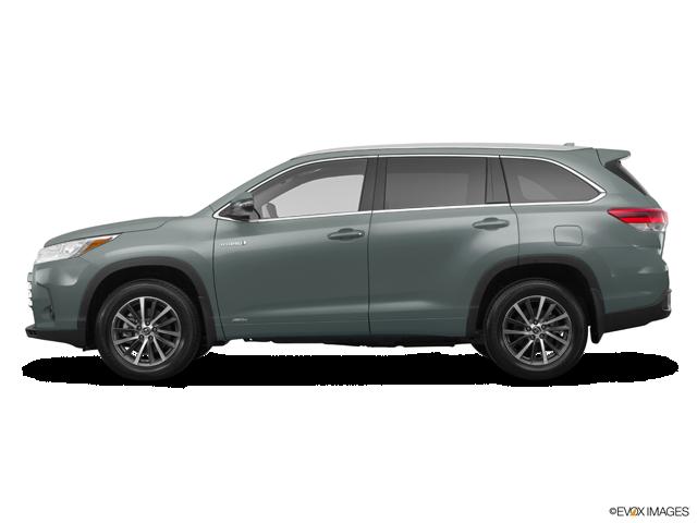 2019 Toyota Highlander Hybrid Hybrid XLE