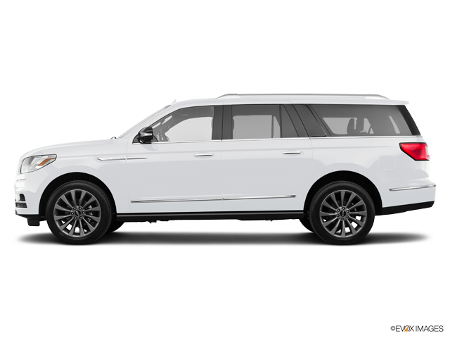 2019 Lincoln Navigator L Black Label