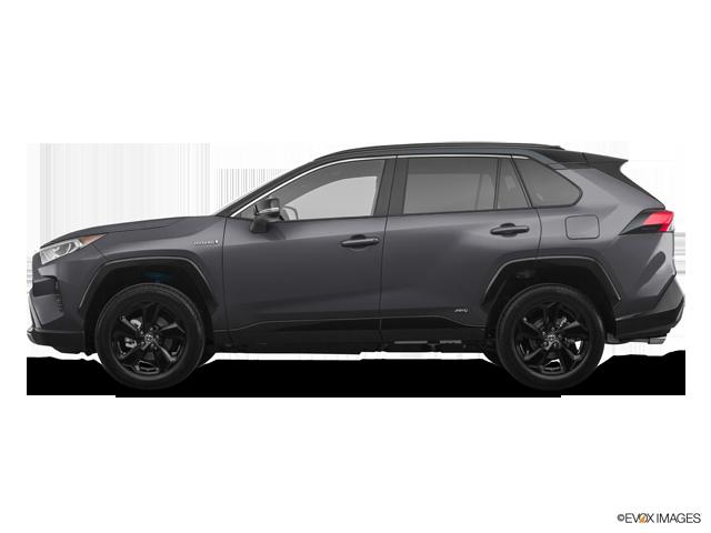 2019 Toyota RAV4 Hybrid Hybrid XSE