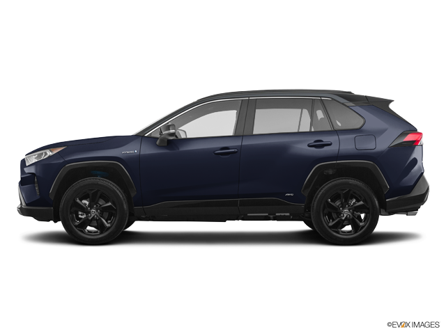 2019 Toyota RAV4 Hybrid Hybrid XLE