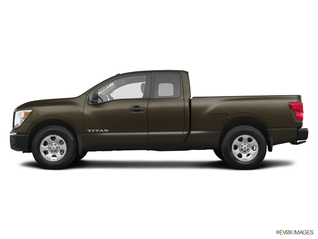 New 2019 Nissan Titan in Lake Charles, LA