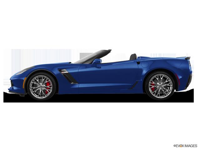 2017 Chevrolet Corvette Z06 3LZ