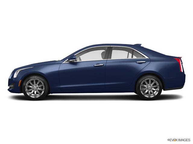 2017 Cadillac ATS Sedan Premium Performance RWD