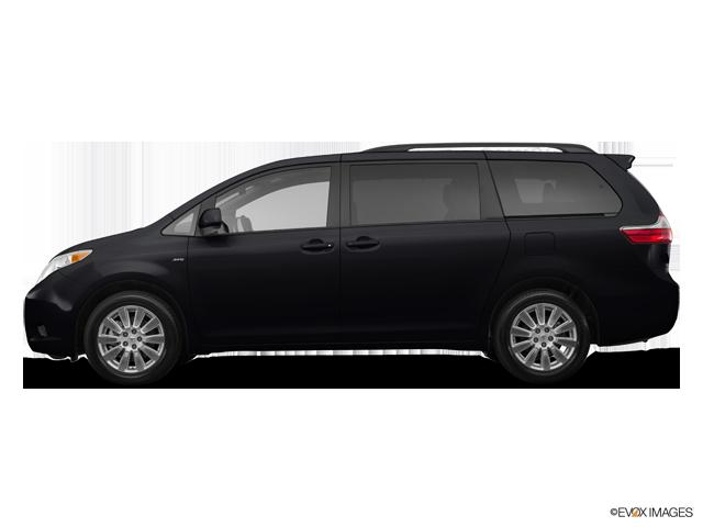 2017 Toyota Sienna LE