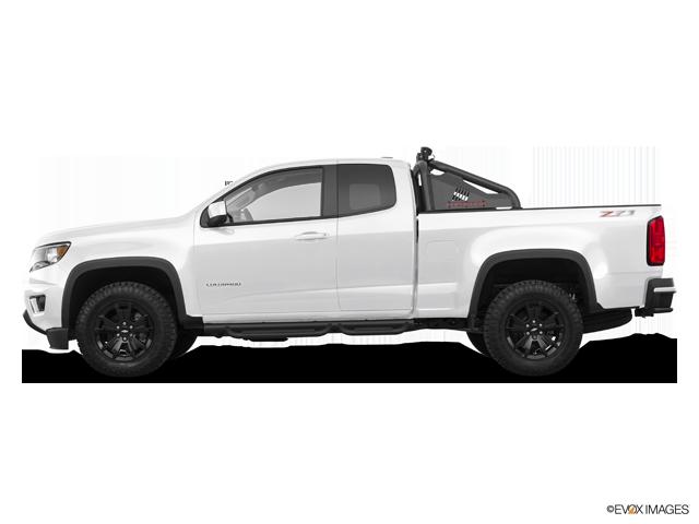 2017 Chevrolet Colorado 4WD ZR2