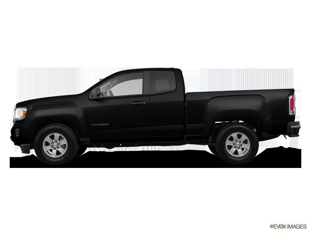 2017 GMC Canyon 2WD SL