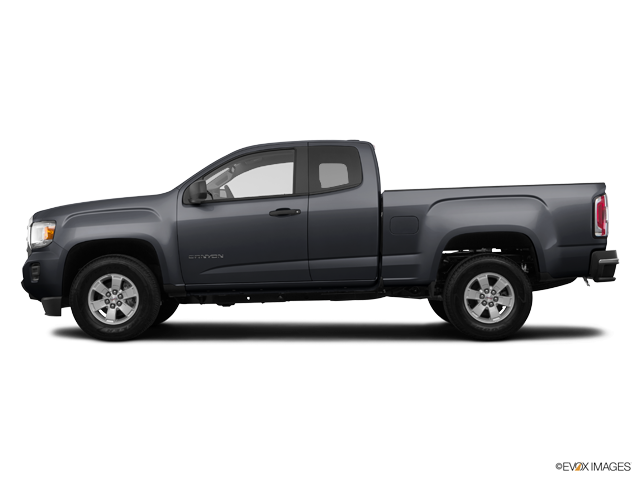 2017 GMC Canyon 2WD
