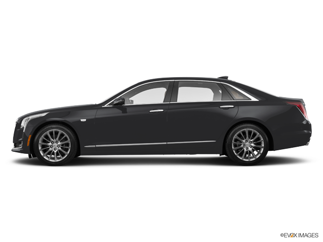 2017 Cadillac CT6 Sedan Platinum AWD