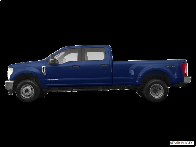 2017 Ford Super Duty F-350 DRW Pickup