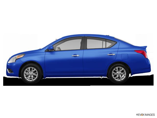 2017 Nissan Versa Sedan S Plus