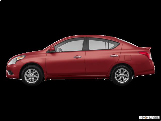 2017 Nissan Versa Sedan