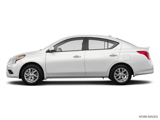 2017 Nissan Versa Sedan S