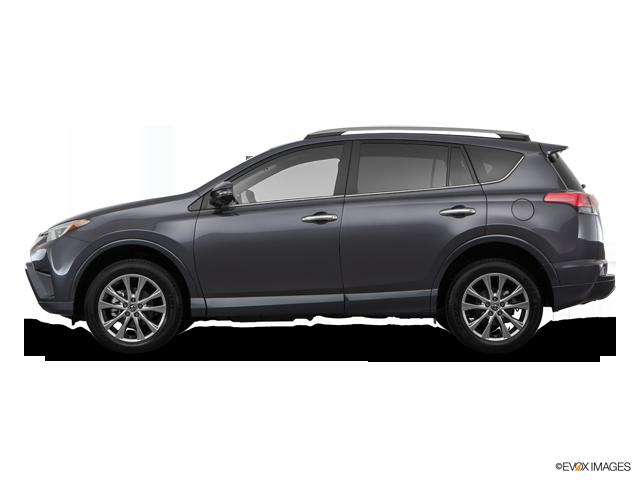 2017 Toyota RAV4 Platinum