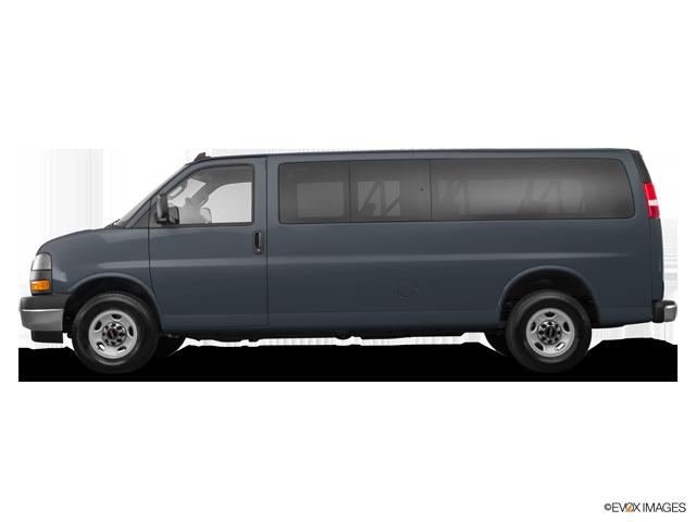 2017 GMC Savana Passenger LS