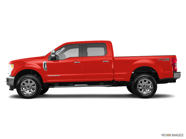 2017 Ford Super Duty F-350 SRW Pickup