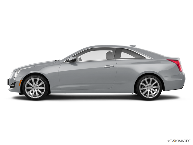 2017 Cadillac ATS Coupe Luxury RWD