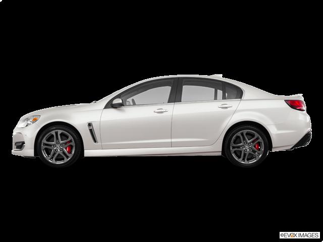 2017 Chevrolet SS Sedan