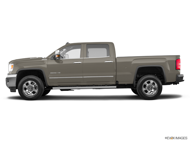 2017 GMC Sierra 3500HD SLT