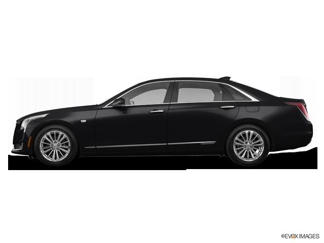 2017 Cadillac CT6 Sedan PLUG-IN RWD