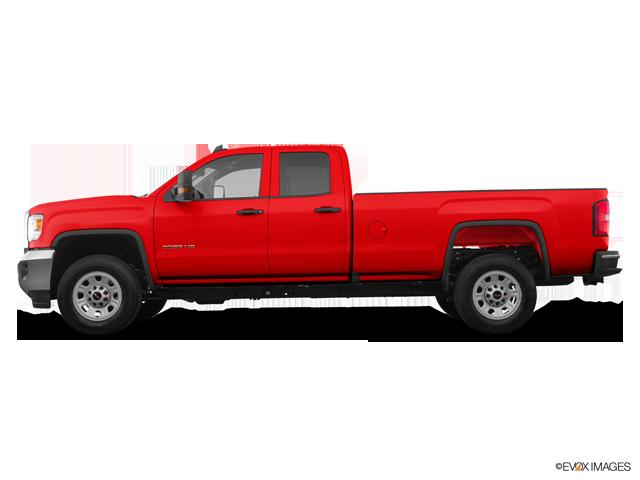 2017 GMC Sierra 3500HD SLE