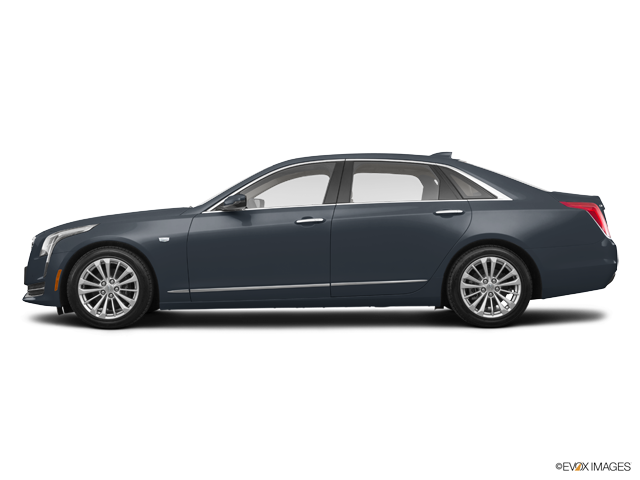 2018 Cadillac CT6 Sedan Luxury AWD