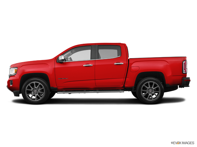2018 GMC Canyon 4WD SLT