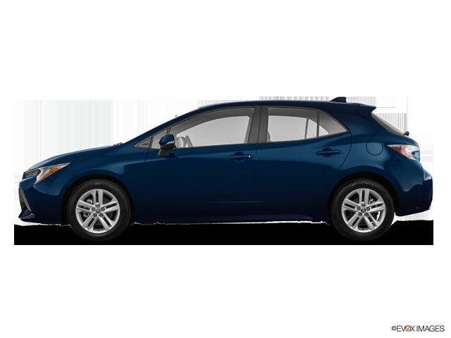 New 2019 Toyota Corolla Hatchback in North Little Rock, AR