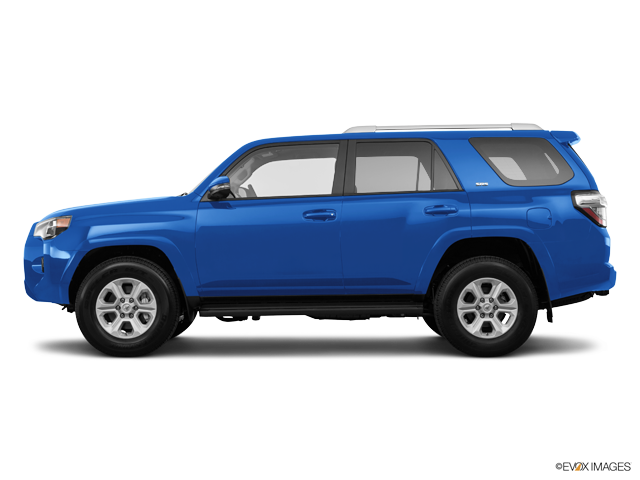 New Voodoo Blue 2019 Toyota 4runner Trd Pro For Sale In North Little Rock Ar Mark Mclarty Toyota