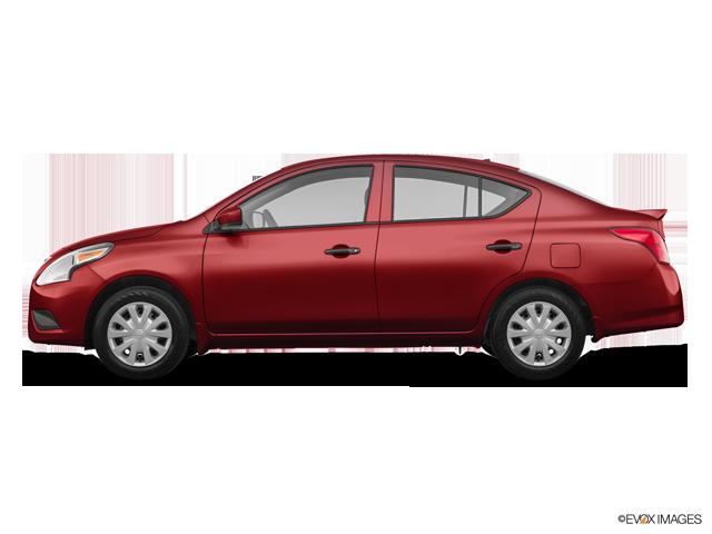 2019 Nissan Versa Sedan S Plus