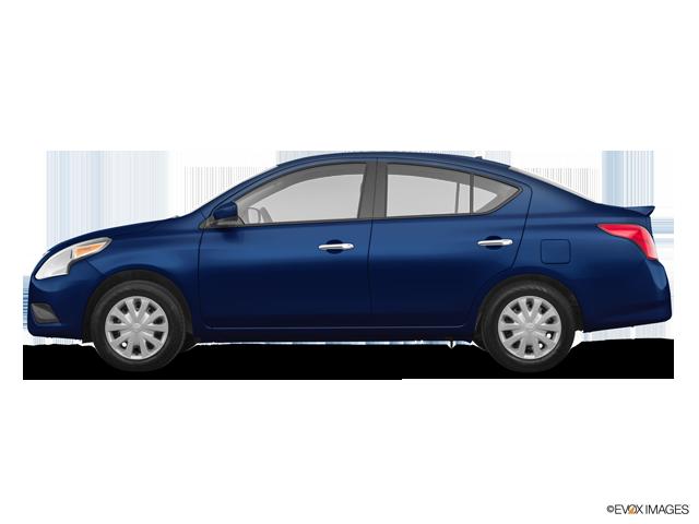 2019 Nissan Versa Sedan SV