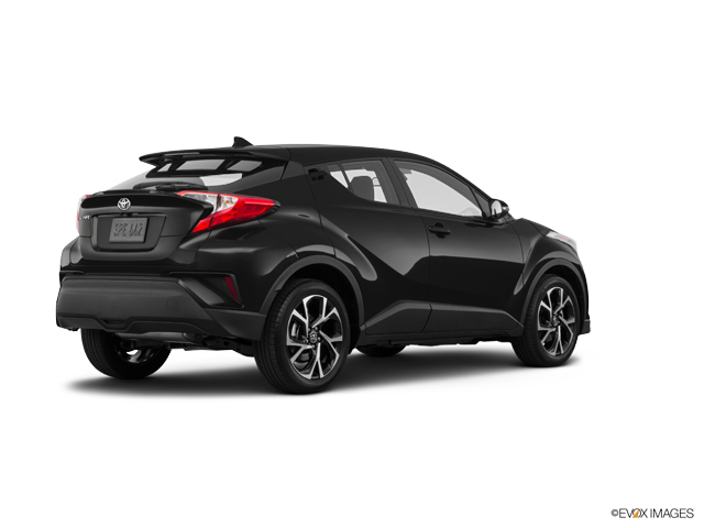 New 2018 Toyota C-HR in Ft. Lauderdale, FL