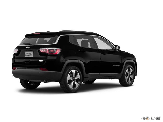 New 2018 Jeep Compass in Mattoon, IL