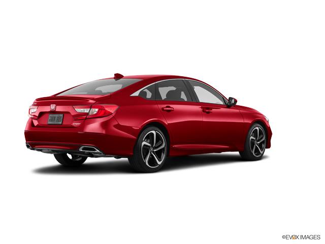 New 2018 Honda Accord Sedan in Auburn, WA