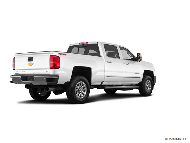 Used 2018 Chevrolet Silverado 2500HD in Owasso, OK