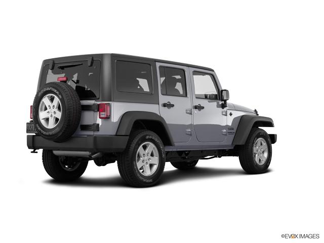 Used 2018 Jeep Wrangler JK Unlimited in Burlington, WA