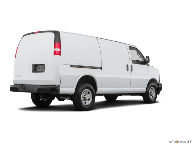 New 2018 Chevrolet Express Cargo Van in Sumner, WA