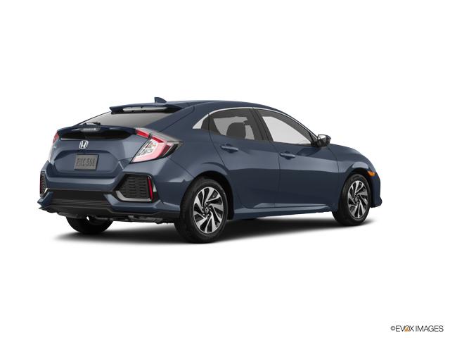 Used 2018 Honda Civic Hatchback in Olympia, WA