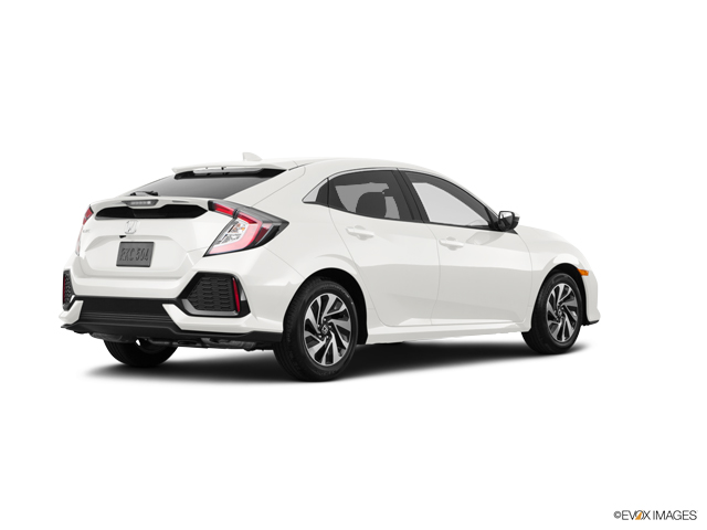Used 2018 Honda Civic Hatchback in Brownsville, TX