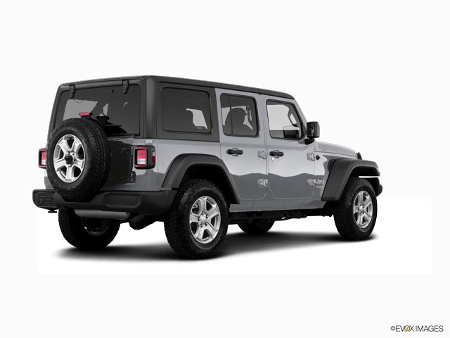 Used 2018 Jeep Wrangler Unlimited in New Iberia, LA