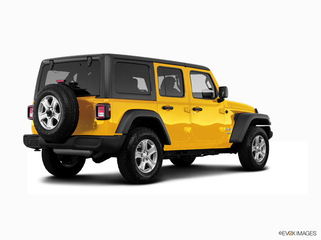 New 2018 Jeep Wrangler Unlimited in St. George, UT