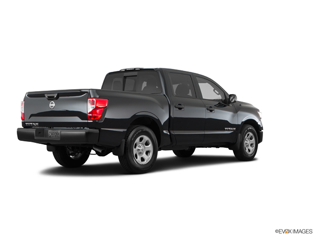 Used 2018 Nissan Titan in Tracy, CA