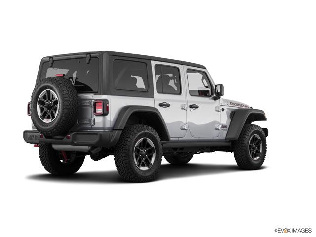 New 2018 Jeep Wrangler Unlimited in Orlando, FL