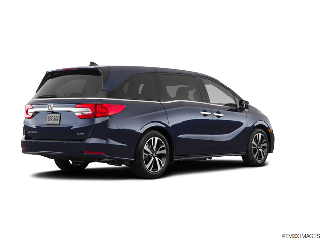 New 2019 Honda Odyssey in Auburn, WA