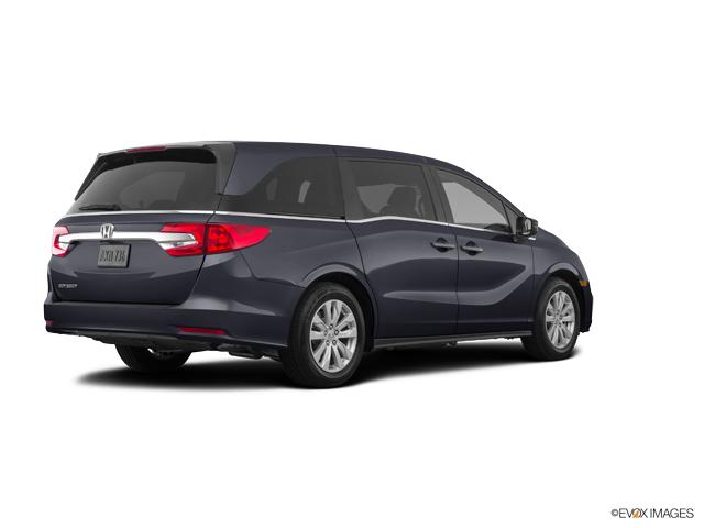 New 2019 Honda Odyssey in Davis, CA