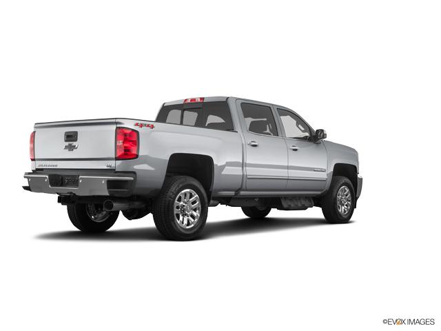 New 2019 Chevrolet Silverado 2500HD in Llano, TX