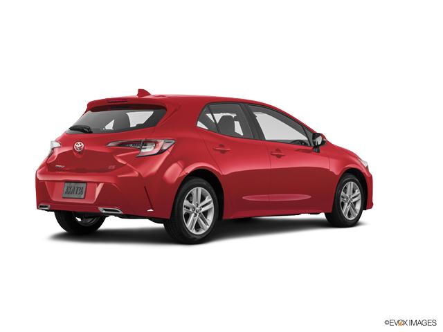 New 2019 Toyota Corolla Hatchback in Iron Mountain, MI