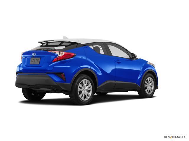 New 2019 Toyota C-HR in Hemet, CA
