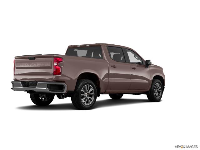 New 2019 Chevrolet Silverado 1500 in Llano, TX